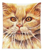 Kitty Kat Iphone Cases Smart Phones Cells And Mobile Cases Carole Spandau Cbs Art 351 Tapestry