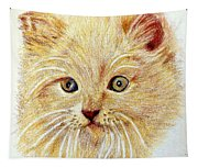 Kitty Kat Iphone Cases Smart Phones Cells And Mobile Phone Cases Carole Spandau 301 Tapestry