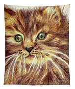 Kitty Kat Iphone Cases Smart Phones Cells And Mobile Phone Cases Carole Spandau 317 Tapestry