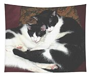 Kitty Love Tapestry