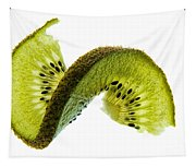 Kiwi With A Twist Tapestry