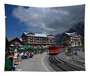 Kleine Schedegg Switzerland Tapestry