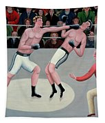 Knock Out Tapestry