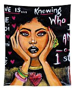 Know Yourself Tapestry
