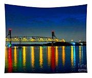 Kodachrome Bridge Tapestry