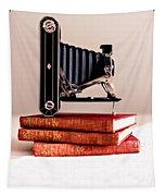 Kodak Art Deco 620 Camera Tapestry