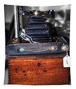Kodak Folding Autographic Brownie 2-a Tapestry