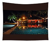 Koh Samui Beach Resort Tapestry