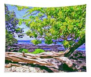 Kona Coast Tapestry