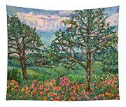 Kraft Avenue In Blacksburg Tapestry