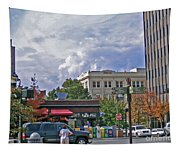Kress Building Asheville Tapestry