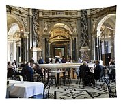 At The Kunsthistorische Museum Cafe II Tapestry