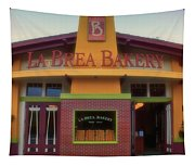 La Brea Bakery Downtown Disneyland Tapestry