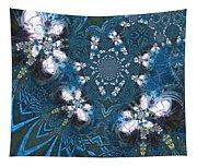 La Danse Des Papillons Tapestry