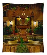 La Fuente At Tlaquepaque Tapestry