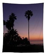 La Jolla Sunset Tapestry