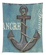 La Mer Ancre Tapestry