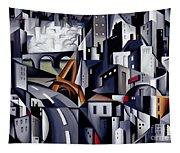 La Rive Gauche Tapestry
