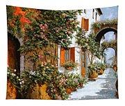 La Strada Al Sole Tapestry