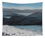 Labrador The Big Land Tapestry