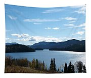 Lac Des Roches Tapestry