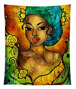 Lady Creole Tapestry