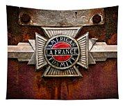 Lafrance Badge Tapestry
