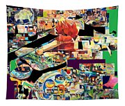Lail Haseder 4 Tapestry