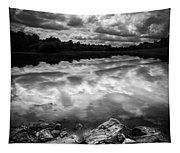 Lake Auburn Twilight Tapestry