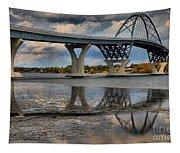 Lake Champlain New Bridge Tapestry