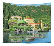 Lake Como Morning Tapestry