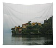 Lake Como No. 1 Tapestry