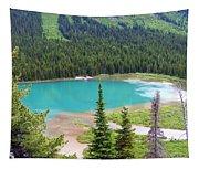 Lake Josephine Tapestry