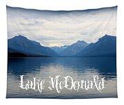 Lake Mcdonald Tapestry
