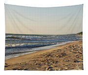 Lake Michigan Shoreline 02 Tapestry