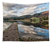 Lake Of Menteith Tapestry
