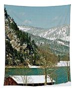 Lake Side Living Tapestry