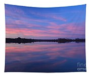 Lake Sunrise Tapestry