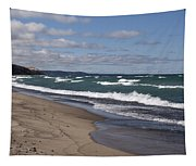 Lake Superior Shoreline Tapestry