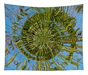 Lake Swirl Tapestry