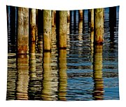 Lake Tahoe Reflection Tapestry