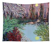 Lake Tranquility Tapestry