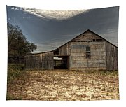 Lake Worth Barn Tapestry