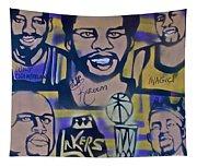 Laker Love Tapestry