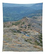 Lakes Of The Clouds - Mount Washington New Hampshire Usa Tapestry
