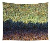 Lakeshore Sunset Tapestry