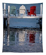 Lakeside Living Number 2 Tapestry