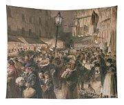Lambeth Market Tapestry