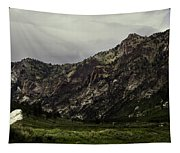 Lamoille Canyon End Tapestry