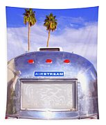 Land Yacht Palm Springs Tapestry